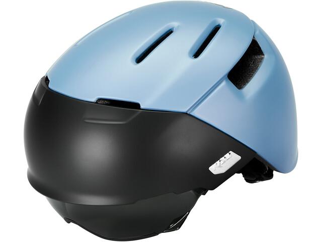 Kali City Kask rowerowy, niebieski/czarny